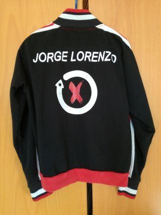 chaqueta jorge lorenzo talla L