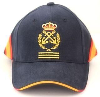 Gorra Capitán de Yate