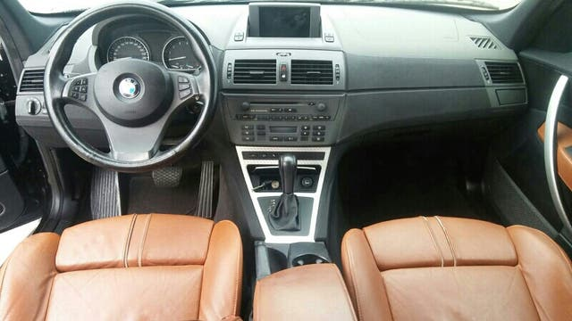 BMW X3 PAQUETE M 3.0 231CV