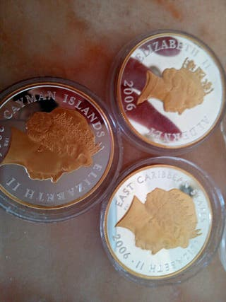 Monedas inversion/colecionizmo