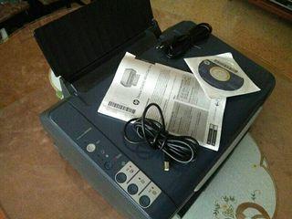 Impresora HP Epson