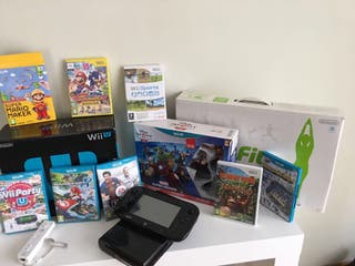 Wii u 32 GB