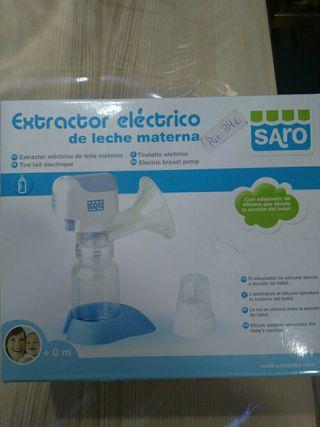 Extractor leche