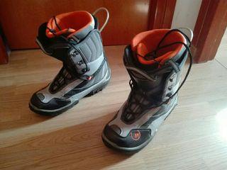 botas snowboard talla 44
