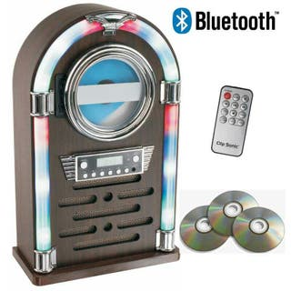 Jukebox compatible Bluetooth CD/CD-R/CD-RW/radio