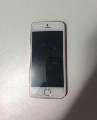 IPhone se rosa 64gb