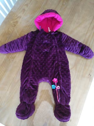 Buzo abrigo para niña