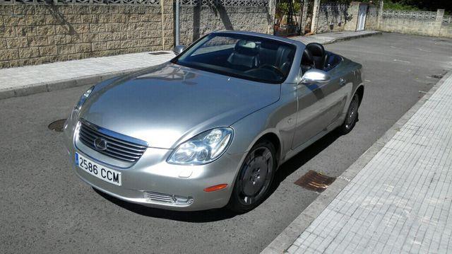 lexus SC 2002