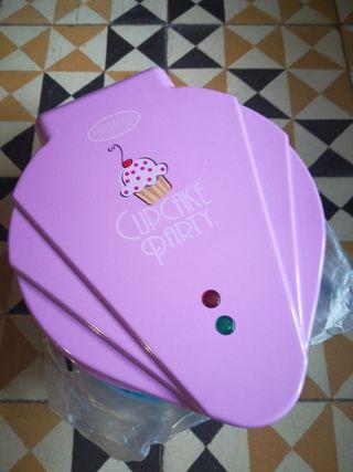 Máquina para hacer cupcakes