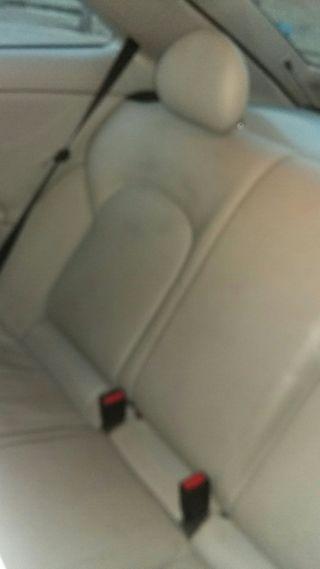 Mercedes-benz CL Coupe 2003