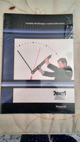 curso gestión del tiempo y control del estres