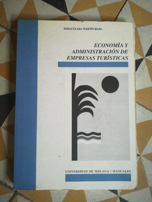 Economía y administración de empresas turísticas