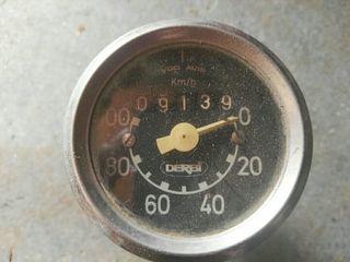 velocímetro de moto