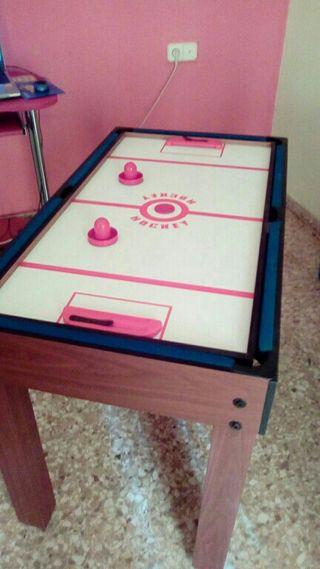 mesa de varios juegos