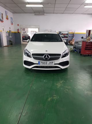Mercedes-benz Clase A 200 AMG Line 2017