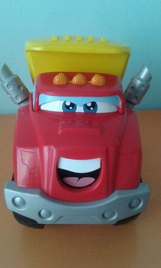 Camión interactivo Chuck
