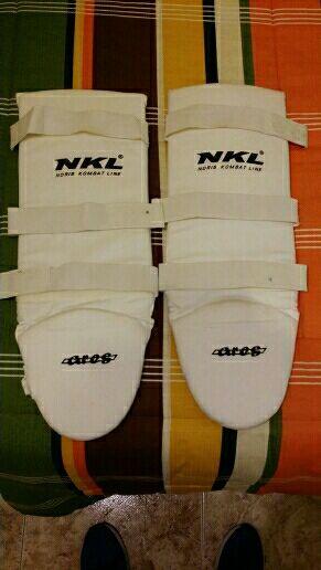 Espinilleras NKL