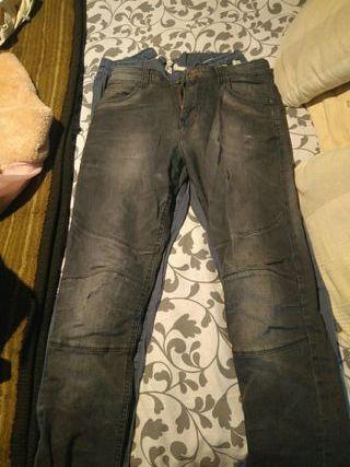 lote de pantalones de chico