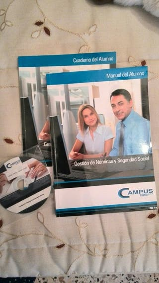 curso gestion de nominas y seguridad social