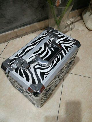 maletin de peluqueria o estetica