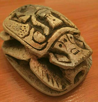 Figura Escarabajo egipcio