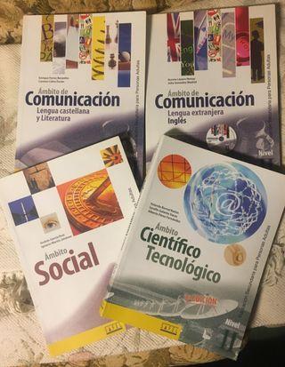Libros de texto sin usar