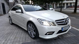 Mercedes-Benz Clase E 350 Coupe A M G 2011