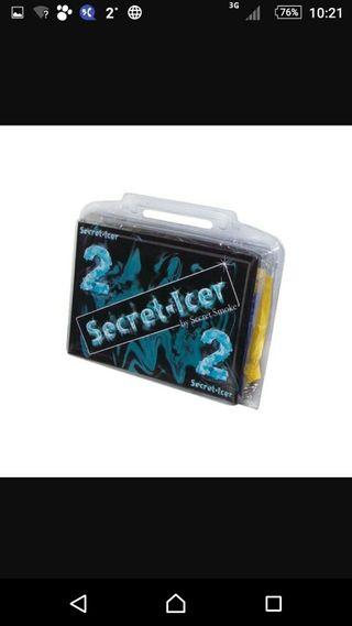 secret icer pack 2 bolsas grow shop