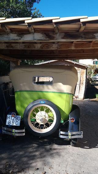 Ford A Doble Phaeton