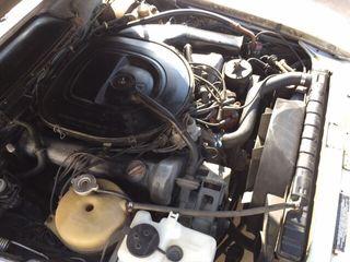 Mercedes-benz 450 SLC W107 1979