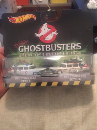 Hot wheels (classic) ghostbusters