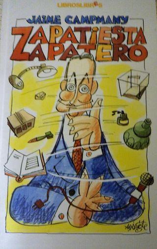 Libro Zapatero Zapatiesta