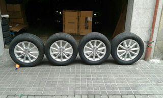 Rueda coche