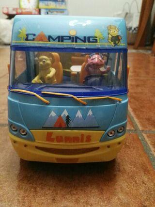 Caravana de los Lunnis.