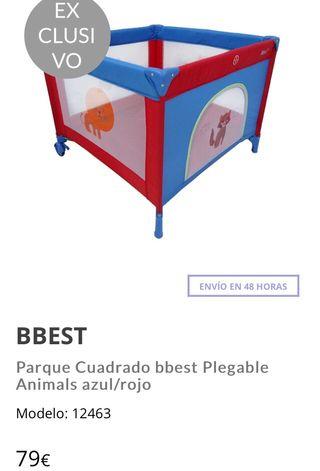 Parque infantil BBest