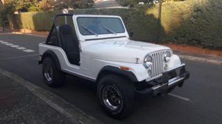 Jeep CJ5 de 1980