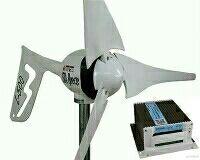 aerogenerador ista brezee 500w 12/24v aleman