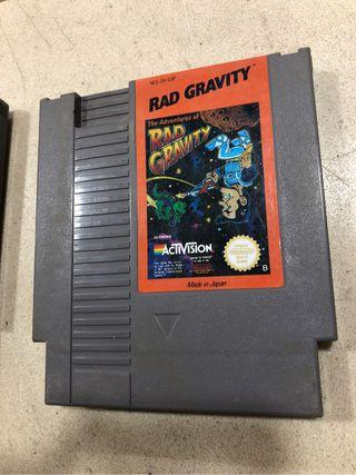 Rad Gravity (NES)