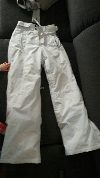 pantalon squiar de quechua talla 36