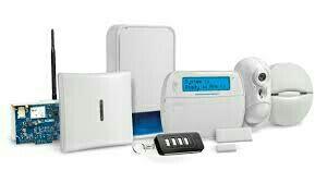 Alarmas sin cuotas y cámaras de seguridad