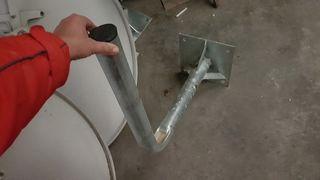 soportes pared para parabolica