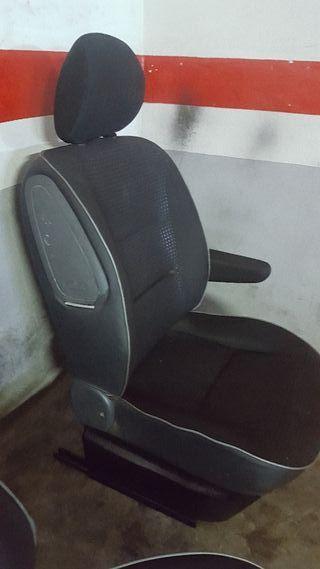 sillones delantero