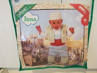 Disfraz pastor para niños de 1 a 2 años