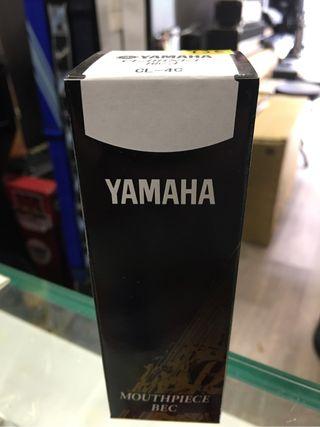 Boquilla yamaha clarinete cl4c