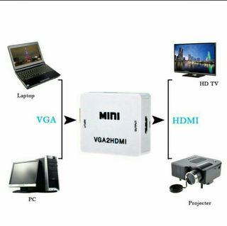 PC VGA HDMI