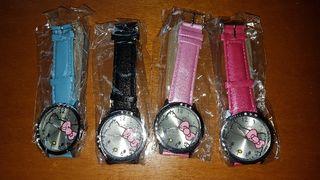 relojes Hello Kitty reloj nuevos