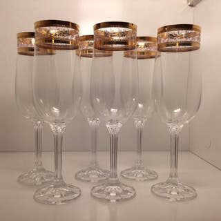 Cristaleria de 6 copas