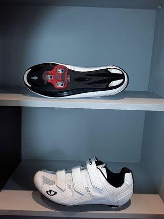 calzado ciclismo