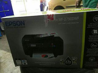 Impresora Multifunción - HP Photosmart 7520 con WI