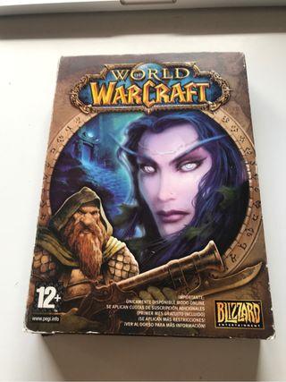 Juego world of warcraft